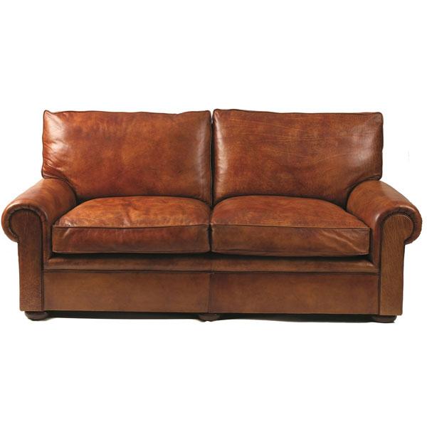 Curzon Leather Sofa