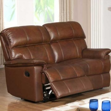 Solenson II Leather Reclining Sofa