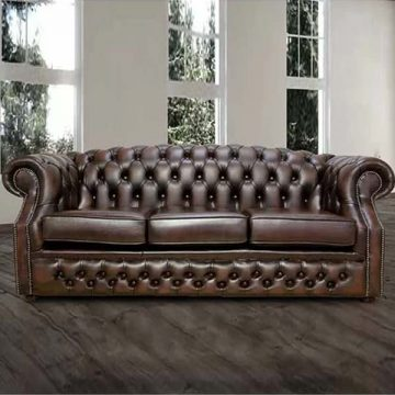 Champine Oxley Chesterfield Sofa